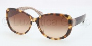 Coach HC8040BF Sunglasses Sunglasses - 504713 Spotty Tortoise / Brown Gradient