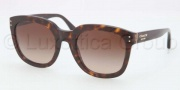Coach HC8047F Sunglasses Sunglasses - 500113 Tortoise / Brown Gradient