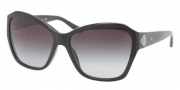Ralph Lauren RL8095B Sunglasses Sunglasses - 500111 Black / Gray Gradient