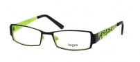 Legre LE5054 Eyeglasses Eyeglasses - 1178 Black / Lime Green