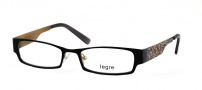 Legre LE5052 Eyeglasses Eyeglasses - 1180 Black / Bronze 