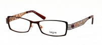 Legre LE5051 Eyeglasses Eyeglasses - 1167 Brown / Copper