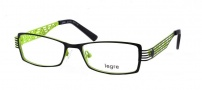 Legre LE5051 Eyeglasses Eyeglasses - 1178 Black / Lime Green