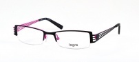 Legre LE5050 Eyeglasses Eyeglasses - 1084 Black / Purple