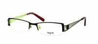 Legre LE5050 Eyeglasses Eyeglasses - 1176 Brown / Lime Green