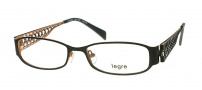 Legre LE5043 Eyeglasses Eyeglasses - 1167 Black / Copper