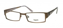 Legre LE5039 Eyeglasses Eyeglasses - 1125 Brown / Grey Insert