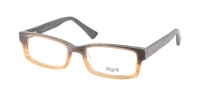 Legre LE219 Eyeglasses Eyeglasses - 674 Brown Fade Wood