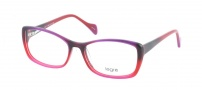 Legre LE217 Eyeglasses  Eyeglasses - 668 Purple Red Fade