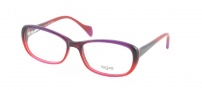 Legre LE214 Eyeglasses Eyeglasses - 668 Purple Red Fade