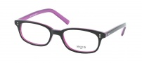 Legre LE210 Eyeglasses Eyeglasses - 658 Black / Purple