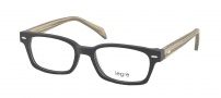 Legre LE208 Eyeglasses Eyeglasses - 537 Black / Birch Wood