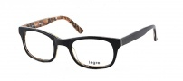 Legre LE171 Eyeglasses  Eyeglasses - 471 Black / Science Pattern Back