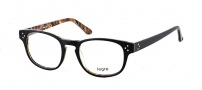 Legre LE170 Eyeglasses Eyeglasses - 471 Black / Science Pattern Back