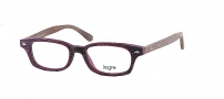 Legre LE157 Eyeglasses Eyeglasses - 526 Burgundy / Brown Wood