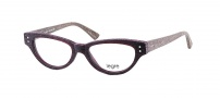 Legre LE156 Eyeglasses Eyeglasses - 526 Burgundy / Brown Wood
