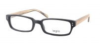 Legre LE153 Eyeglasses Eyeglasses - 522 Black / Birch Wood