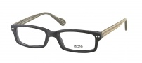 Legre LE152 Eyeglasses Eyeglasses - 527 Black Wood / Grey Green Temples