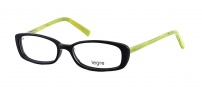 Legre LE147 Eyeglasses Eyeglasses - 465 Black / Lime Temple