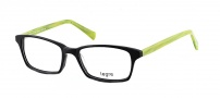 Legre LE146 Eyeglasses  Eyeglasses - 465 Black / Lime Temple
