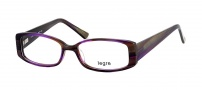 Legre LE143 Eyeglasses  Eyeglasses - 464 Green / Purple 