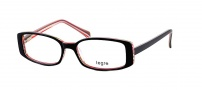 Legre LE142 Eyeglasses Eyeglasses - 462 Black / Candy Cane