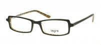 Legre LE136 Eyeglasses Eyeglasses - 437 Brown / Animal Print