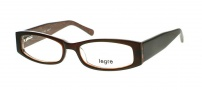 Legre LE130 Eyeglasses Eyeglasses - 430 Dark Brown / Copper