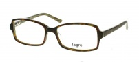 Legre LE123 Eyeglasses  Eyeglasses - 314 Tortoise /  Green Brown Flames