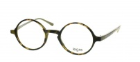 Legre LE098 Eyeglasses Eyeglasses - 606 Green Tortoise