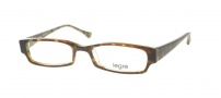Legre LE088 Eyeglasses Eyeglasses - 314 Tortoise /  Green Brown Flames