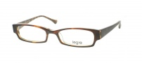 Legre LE088 Eyeglasses Eyeglasses - 611 Tortoise / Gold 3D Pattern 