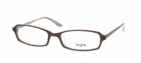 Legre LE078 Eyeglasses Eyeglasses - 603 Brown / See through Grey / Black Spots