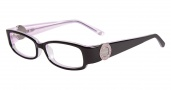 Bebe BB 5043 Eyeglasses Eyeglasses - Black Rose 