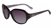 Bebe BB7074 Sunglasses Sunglasses - Jet / Grey Gradient Lenses