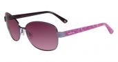 Bebe BB 7073 Sunglasses Sunglasses - Plum / Plum Gradient Lenses