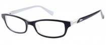 Guess GU 2292 Eyeglasses Eyeglasses - BKWHT: Black / White