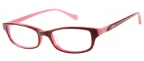 Guess GU 2292 Eyeglasses Eyeglasses - BRN: Brown / Pink