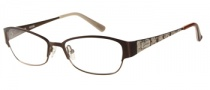 Guess GU 2329 Eyeglasses Eyeglasses - BRN: Satin Brown