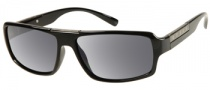 Guess GU 6691 Sunglasses Sunglasses - BLK-3: Black