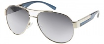 Guess GU 6692 Sunglasses Sunglasses - SI-9F: Shiny Silver 