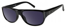 Guess GU 6697 Sunglasses Sunglasses - BLK-3: Black