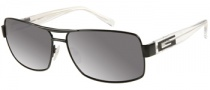 Guess GU 6698 Sunglasses Sunglasses - BLK-3F: Satin Black