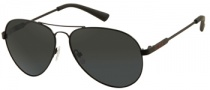 Guess GU 6725 Sunglasses Sunglasses - BLK-3: Satin Black
