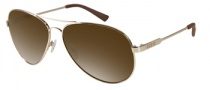 Guess GU 6725 Sunglasses Sunglasses - GLD-1: Shiny Gold