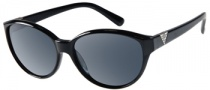 Guess GU 7159 Sunglasses Sunglasses - BLK-3: Black