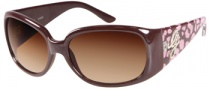 Guess GU 7167 Sunglasses Sunglasses - BRN-34: Dark Brown