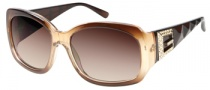 Guess GU 7180 Sunglasses Sunglasses - BRN-34: Brown Fade