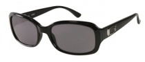 Guess GU 7203 Sunglasses Sunglasses - BLK-3: Black