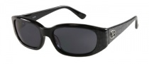 Guess GU 7219 Sunglasses Sunglasses - BLK-3: Black